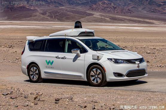 谷歌Waymo向加州申请无人测试自动驾驶车