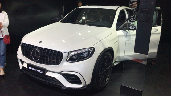 AMG GLC 63 S Coupe发布