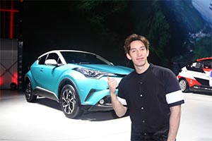 Mike隋说广丰C-HR是为年轻人造的SUV
