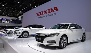 Honda推动汽车新生活