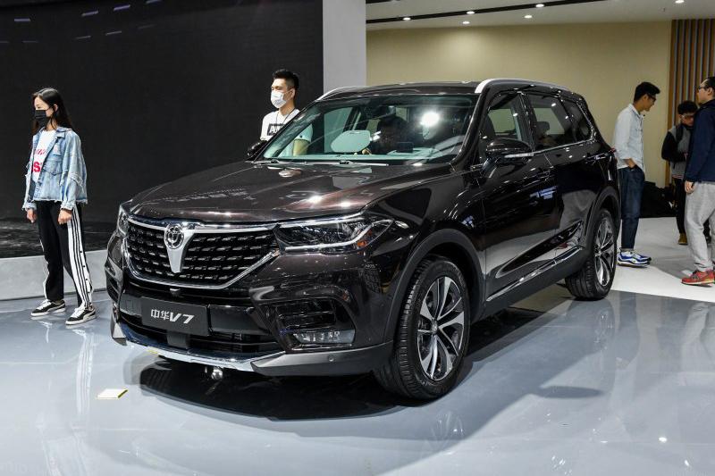 中华V7的发动机有什么特别?