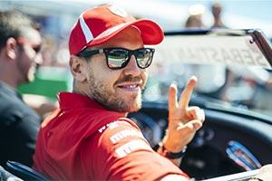 F1加拿大站 维特尔夺职业生涯第50胜