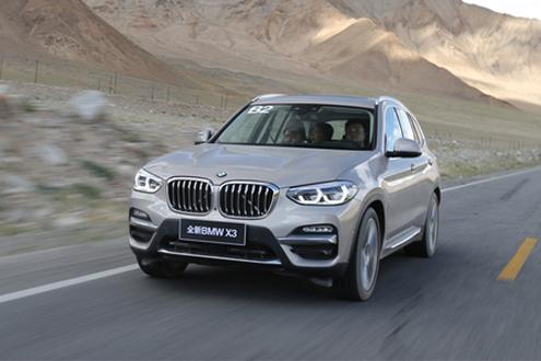 坚持自我忠于纯粹 试驾全新BMW X3 xDrive25i