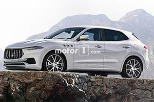 玛莎拉蒂将推全新SUV 或2022年亮相