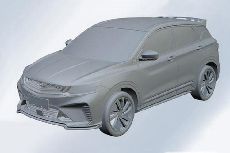 吉利BMA模块化架构曝光 首款SUV为SX11