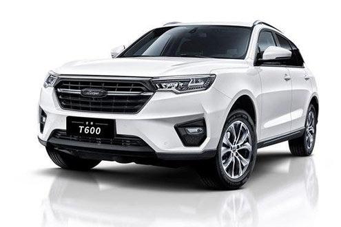 新款眾泰T600將于10月10日上市 預售8-14萬