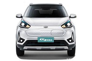 起亞KX3 EV官圖發布 預計今年四季度上市