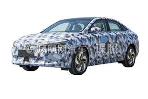 吉利全新純電動轎跑曝光 定位更高/2019年上市