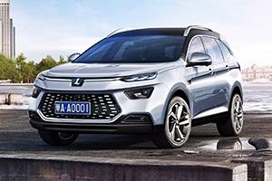纳智捷新中型SUV官图发布 命名URX
