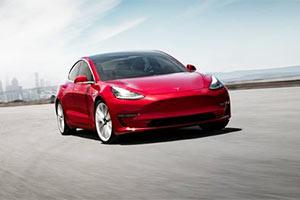 美国在售品牌主动刹车装配率谁最高?