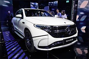 新车解析:奔驰EQC 年底就能买找它