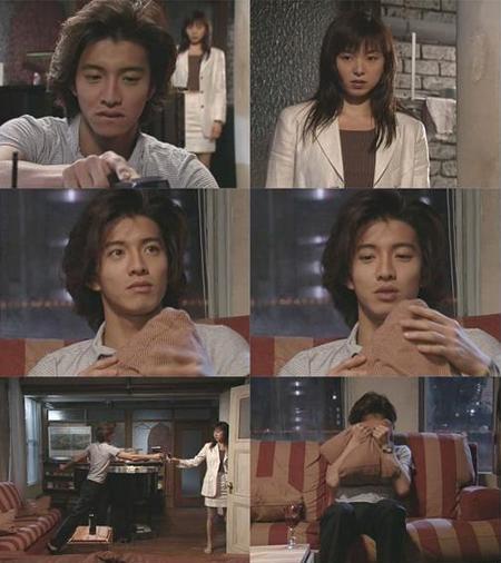 """那时他与松岛菜菜子主演电视剧《魔女的条件》,真可称得上是""""天使""""般"""