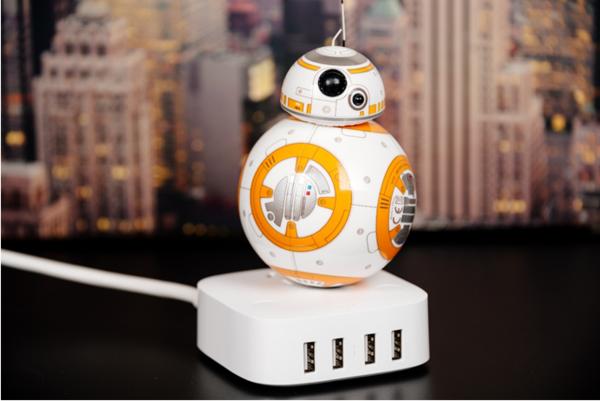 """不做科技圈的壁花壁树公牛防过充USB插座拿什么拯救""""设备控"""""""