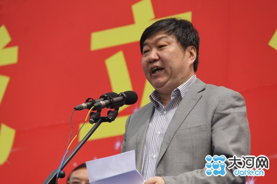 河南工业大学漯河工学院今日揭牌成立 漯河从此告别无本科院校历史