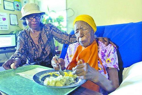 世界最长寿老人在纽约去世 享年 116 岁