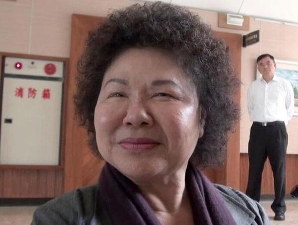 蔡英文还没上任,陈菊已开始讨钱了。(图片来源:台湾《联合报》)