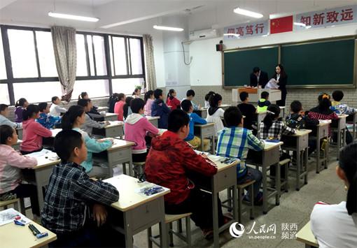 近5万名学生参加西安民办学校小升初阶段性
