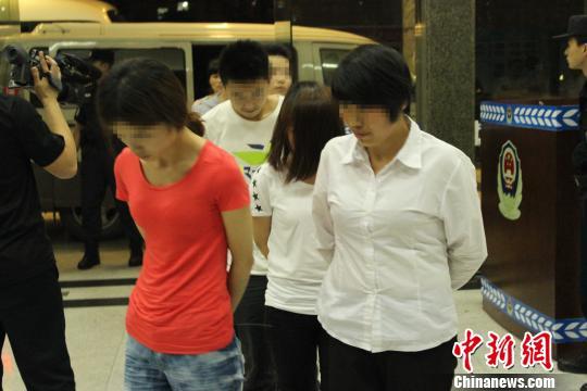 广州警方捣毁17处传销窝点 查获138人
