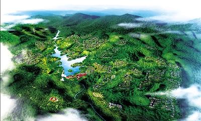 岛湖,有先天优越的地理位置——中国长寿之乡,周边更有赤水8大4a级