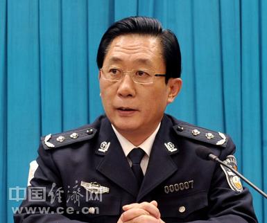 毕宝文任黑龙江省公安厅厅长(图/简历)