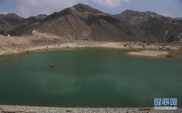 马德哈山上的萨赫纳伊水库(图片由作者提供)