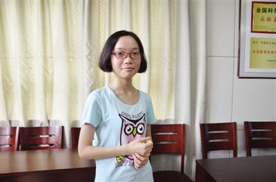 安徽高考理科状元邢梦琳:爱哲理散文,喜欢跑步