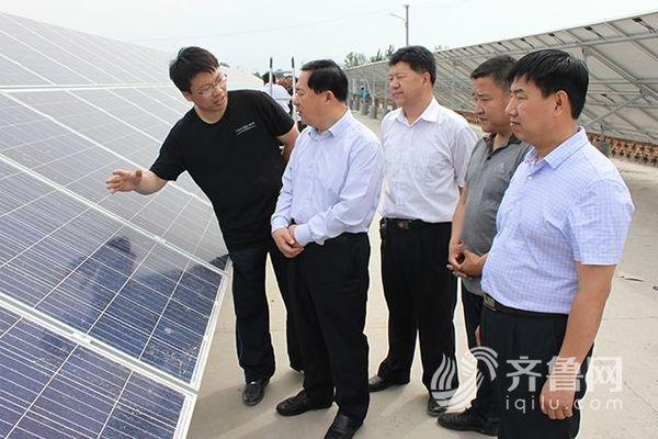 王慧专讲解光伏发电项目