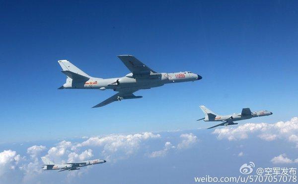 中国在南海的岛礁建设