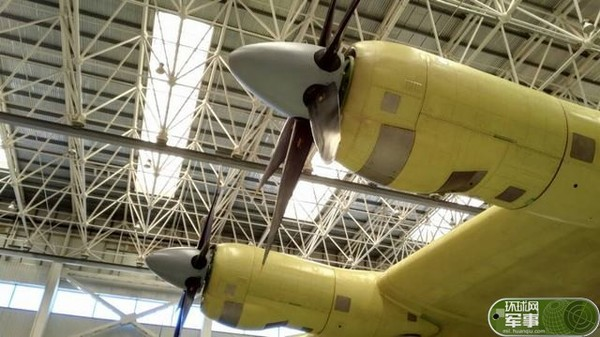 我国自主研制大型水陆两栖飞机ag600总装下线