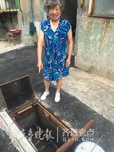 欠水费引停水危机!济南小区户表改造自救10