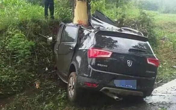 宝骏560那个惨烈的车祸还记得吗?