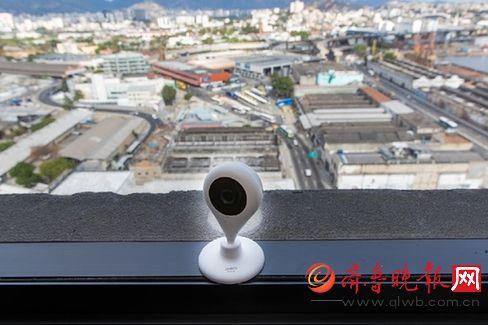图3:360智能摄像机在里约酒店中