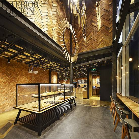 青山周平设计作品   原麦山丘-北京西单店