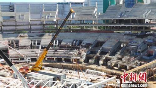 """徐工国际化发展在巴西发力呈现""""中国制作""""力气"""
