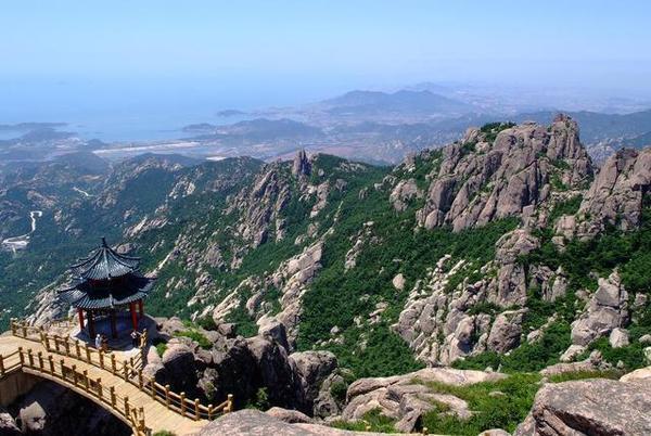崂山风景区划三级保护区,违法建设最高罚百万