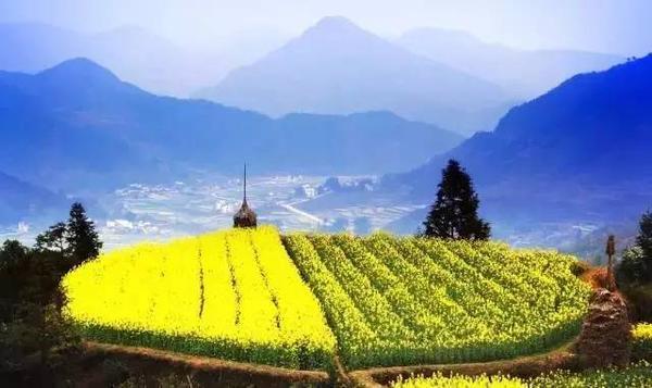 中国最美的40个地方,然而我心里最美的地方是这里图片