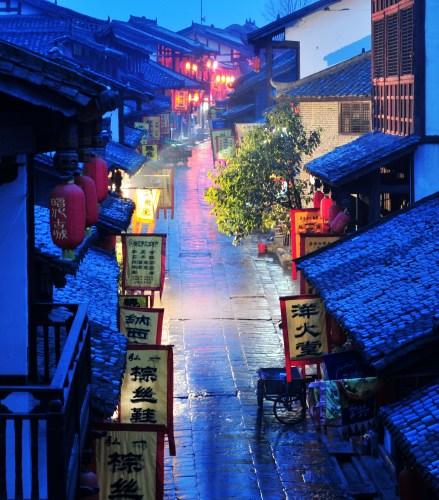 三国历史见证者——昭化古镇  摄影:谢谦