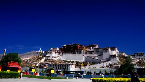 来自雪域的奇迹——布达拉宫  摄影:张德庆