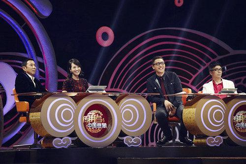 北京卫视《传承者之中国意象》于上周日强势回归.