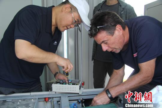 用核技术领域原始创新打造安检的中国方案