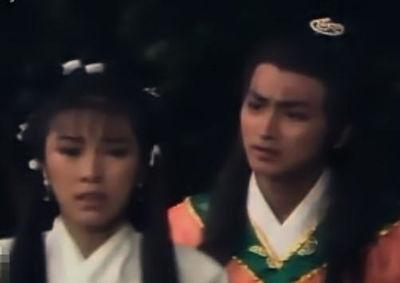金剑神传全集_何家劲与米雪曾一起拍摄过金剑神传,这部1989年的老片里,竟然还有