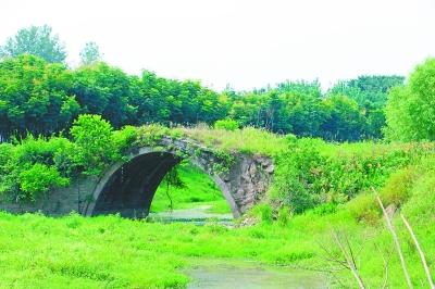600多岁的新洲张公桥求修复_凤凰资讯