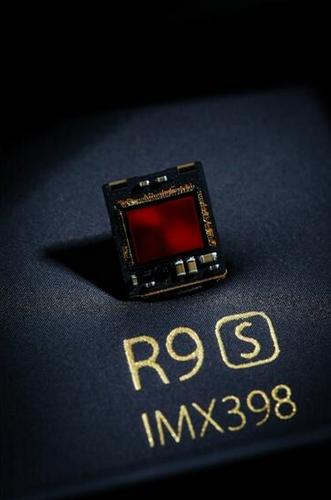 OPPO R9s使用IMX398传感器