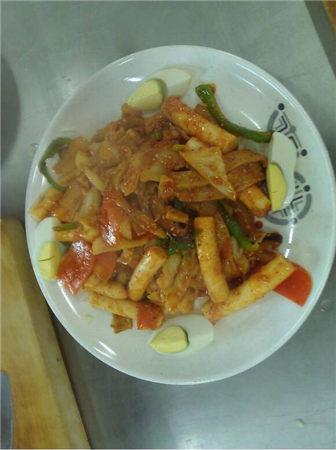 实拍:韩国平时家庭的一样平常饮食