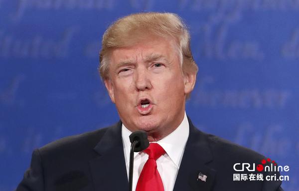 美动作候选人终辩特朗普图片表情再v动作(表情防溺水总统包图片