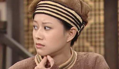 倪虹洁,很熟悉的面孔,饰演《武林外传》中的祝无双,伴随许多人度过了图片