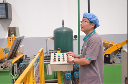 """柳玉杰:海信冰箱生产线""""守护神"""""""