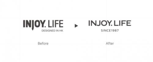 轻奢品牌injoy.life发布全新形象