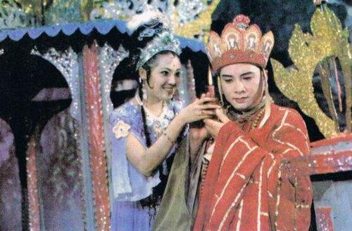 15张封藏多年的86版西游记经典剧照