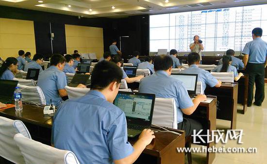 河北省检察院对第一届网安竞赛标兵能手通报表扬图片